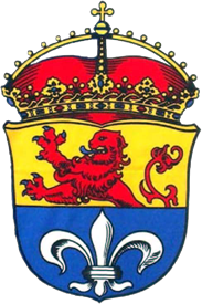 Darmstadt címere