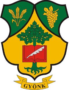 Gyönk címer