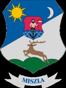 Miszla címer