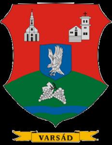 Varsád címer