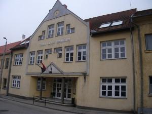 Gimnázium főépülete