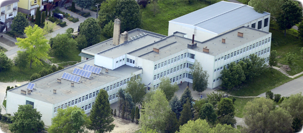 Gyönki általános iskola épülete
